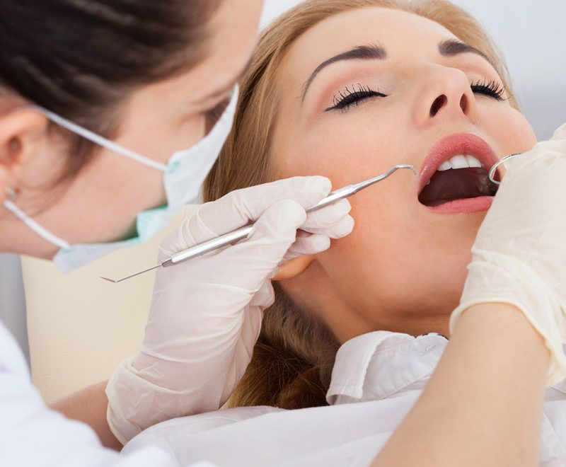 best comfortable dentist