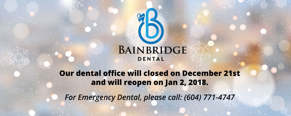 bainbridge dental holiday hours